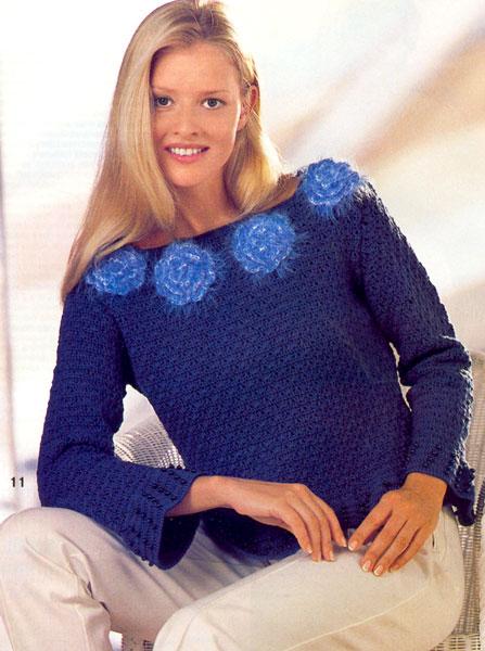 Описание: вязание женские свитеров схемы выкройки.
